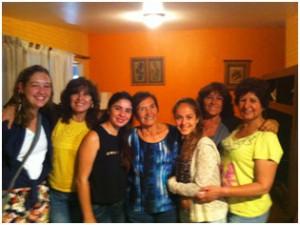 My wonderful host family