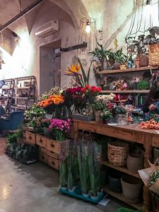Florence Flower Stalls