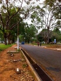 Roaming the streets of UG