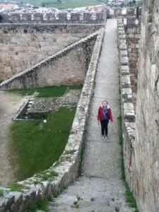 Alcazaba in Trujillo. (Photo Credit: Valerie Hagerstrom)