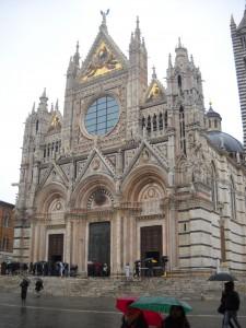Duomo di Siena, non-edible.