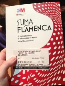Flamenco Show at the Corral de Comedias
