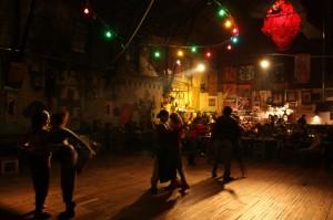 Dance classes at La Catedral