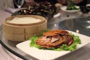 Peking Duck (北京烤鸭)