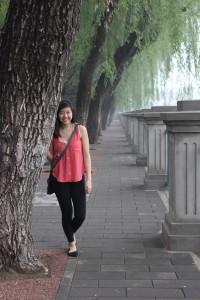 Zhongshan Park.