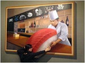 Yummmy sushi!!!