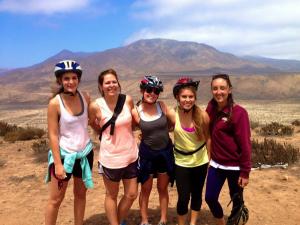 5.1 Biking Through the Desert