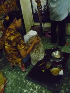 Batik picture