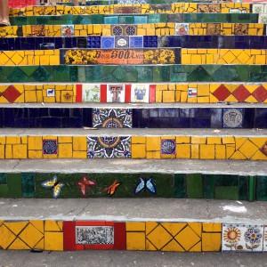 Escadas do Lapa (Lapa Steps)