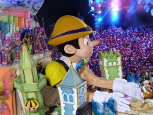 Pinocchio Float