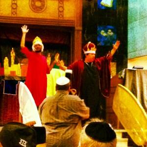 Purim Reenactment