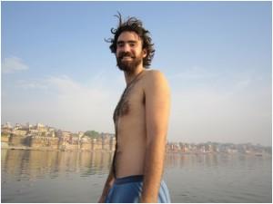 Jon, pre-Ganga dip