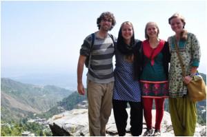 UW in Varanasi goes Himalaya