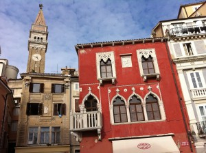 The Venetian House, Piran