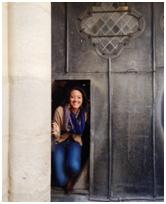 inside Notre Dame's belfry