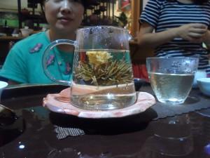 flower tea ball