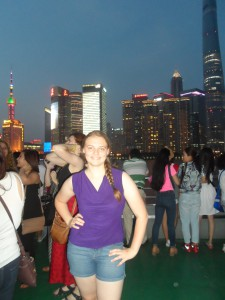 Huang Pu River Cruise