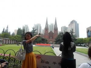 Ma Lao Shi And Catholic Church