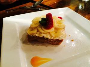Banana and Caramel Pie - The Quay Street Kitchen