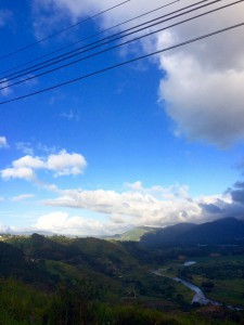 Costa Rican Country Side