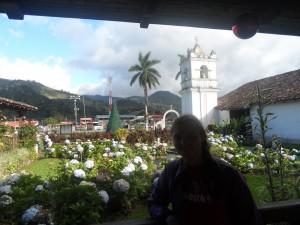 Orosi Church Gardens