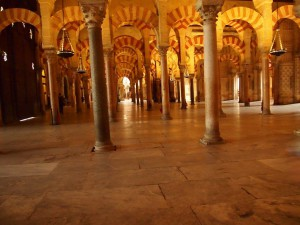 The amazing and historic Mezquita