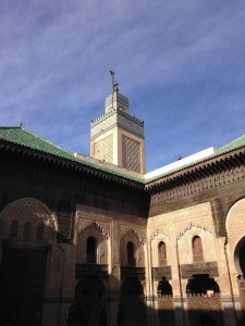 Exploring the Fes Medina