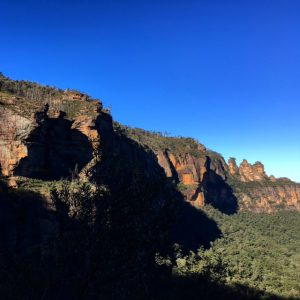 The Three Sisters (far right)]