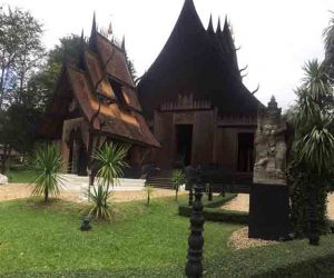 Ban Daam- Black House Museum