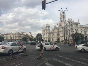 Hasta luego, Madrid. Ya te echo de menos.