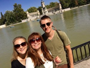 Exploring Retiro Park in Madrid