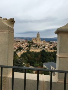 Enjoying the smaller cities of Spain